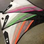 r-sky new trick kite sails